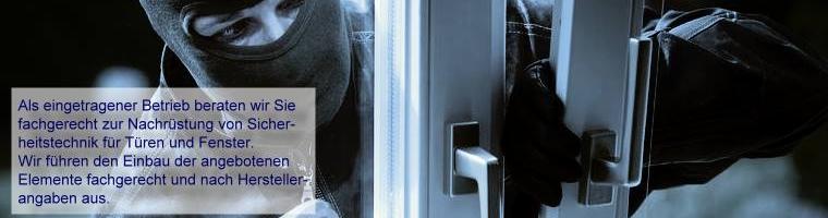3 eingetragen in der kriminalpolizeilichen Empfehlungsliste für Errichterbetriebe